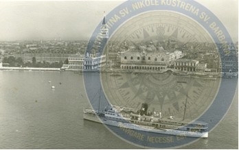 Arhiv: I. S. - P/b Prijestolonasljednik Petar uplovljava u Veneciju