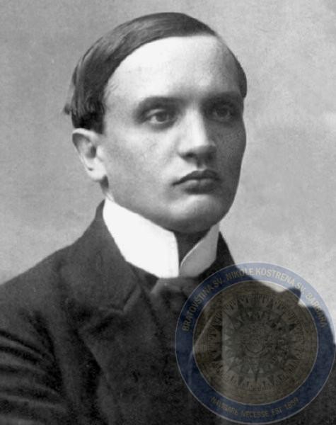 Milutin Cihlar Nehajev (Senj, 1880. - Zagreb, 1931.)
